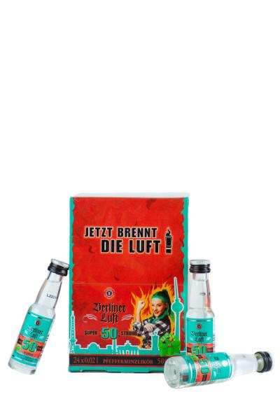 Berliner Luft Super Strong Kurzer - 0,02L 50% vol