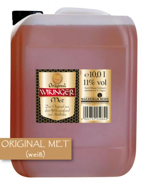 Original Wikinger Met 10 Liter Kanister - 10L 11% vol