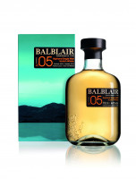 Balblair Vintage 2005 Highland Single Malt Scotch Whisky - 0,7L 46% vol