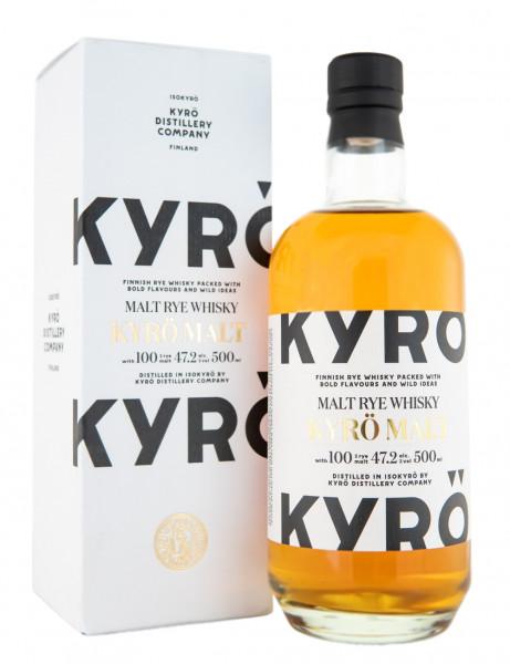Kyrö Malt Rye Whisky - 0,5L 47,2% vol