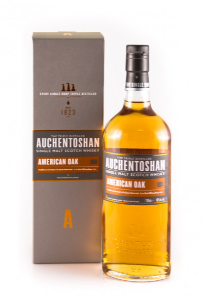 Auchentoshan American Oak Lowland Single Malt Whisky 9370