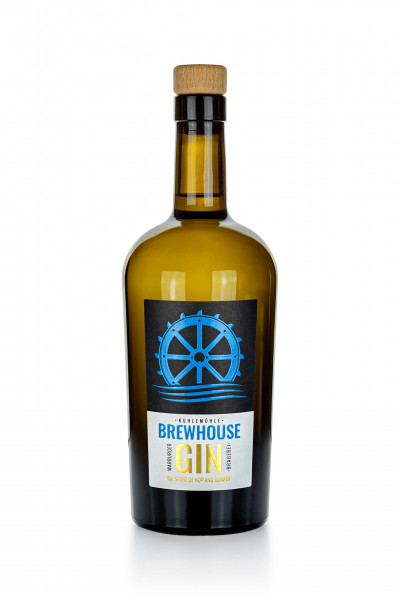 Warburger Brewhouse Gin - 0,5L 43% vol