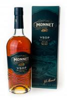 Monnet Cognac VSOP - 0,7L 40% vol