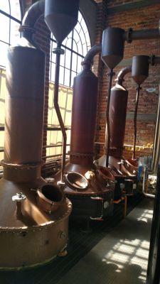 Destillationsbild