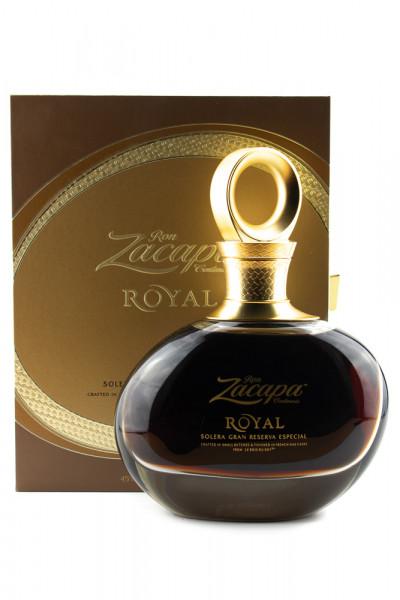 Ron Zacapa Royal - 0,7L 45% vol