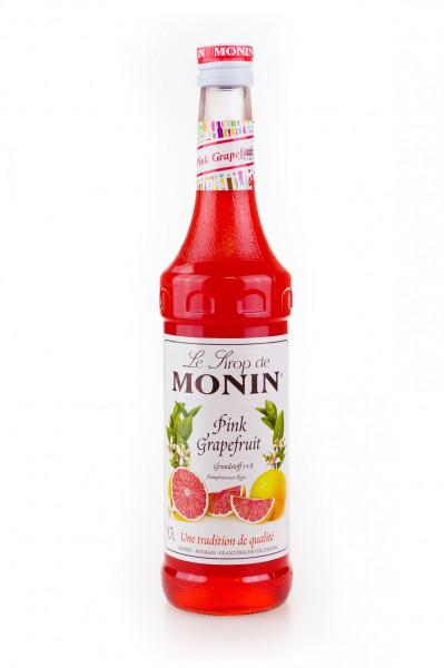 Monin Pink Grapefruit Pampelmousse Rose Sirup - 0,7L