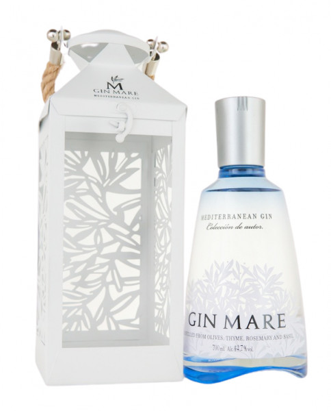 SET: Gin Mare + Laterne - 0,7L 42,7% vol