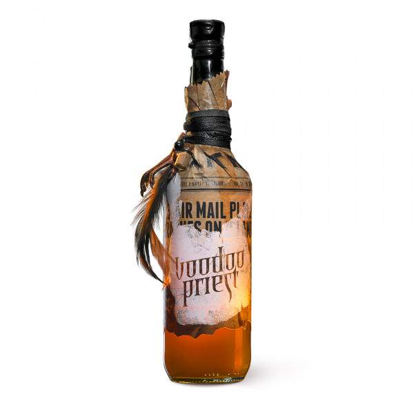 Voodoo Priest Rum - 0,7L 47% vol