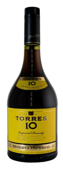 Torres 10 Imperial Brandy Gran Reserva - 1 Liter 38% vol