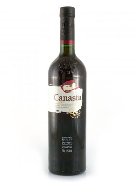Williams & Humbert Canasta Cream Sherry - 19,5% vol - (0,75L)