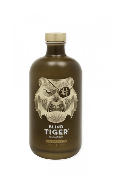 Blind Tiger Imperial Secrets Gin - 0,5L 45% vol