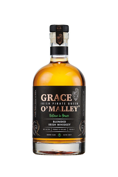 Grace O'Malley Blended Irish Whiskey - 0,7L 43% vol