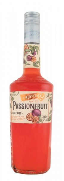 De Kuyper Passionfruit Likör - 0,7L 15% vol