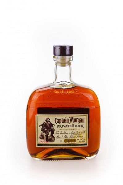 Captain Morgan Private Stock - 1 Liter 40% vol