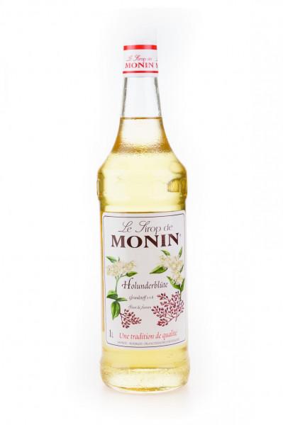 Monin Holunderblüte Fleur de Sureau Sirup - 1 Liter