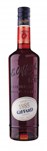 Giffard Cherry-Brandy Likör - 0,7L 25% vol