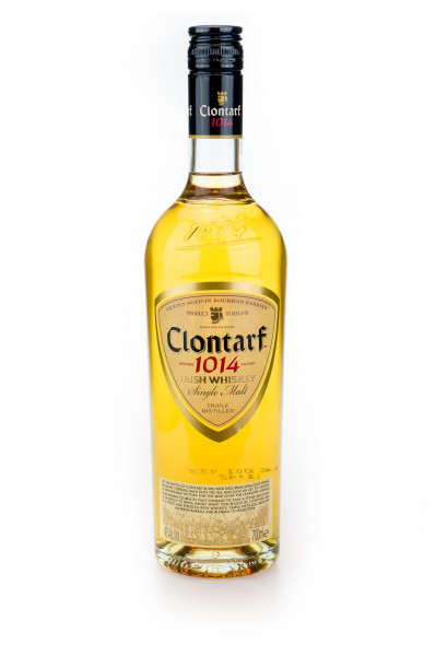 Clontarf Single Malt Irish Whiskey - 0,7L 40% vol