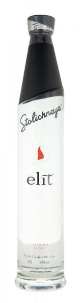 Stolichnaya Elit Vodka - 0,7L 40% vol