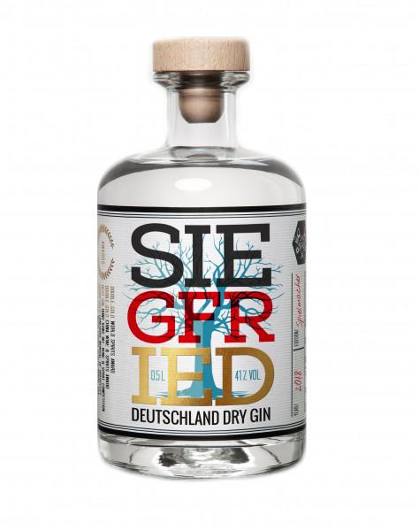 Siegfried Rheinland Dry Gin Spielmacher - 0,5L 41% vol