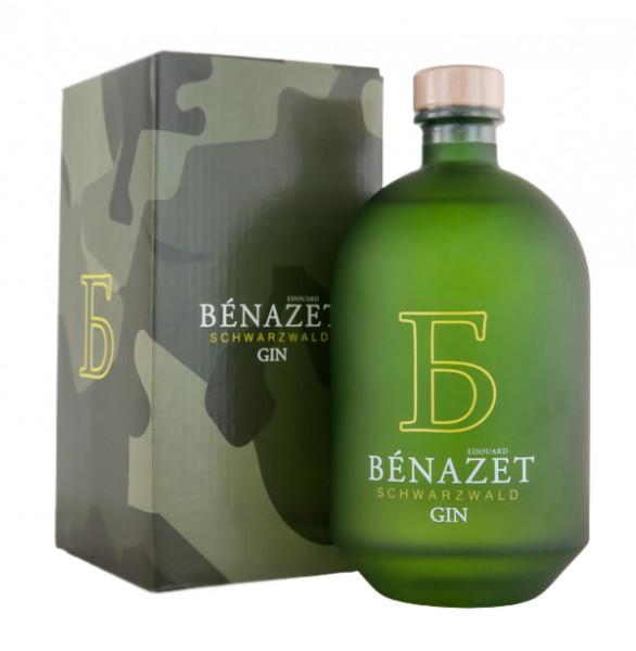 Benazet Schwarzwald Gin - 0,7L 47% vol