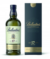 Ballantines 17 Jahre Blended Scotch Whisky - 0,7L 40% vol