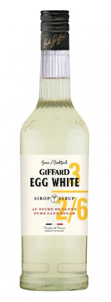 Giffard Egg White Sirup - 0,7L
