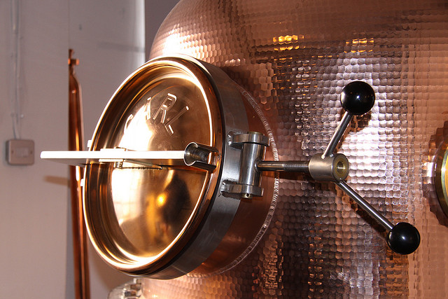Conalco-Distillerie-Kessel