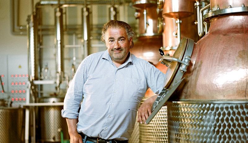 Conalco-Reisetbauer-Destillation