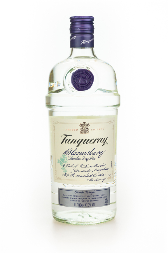 Conalco-Tanqueray-Bloomsbury-Gin