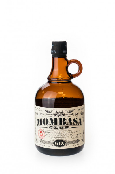 Mombasa Club Gin - 0,7L 41,5% vol