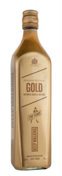 Johnnie Walker Gold Label 200 Jahre Limited Edition - 0,7L 40% vol