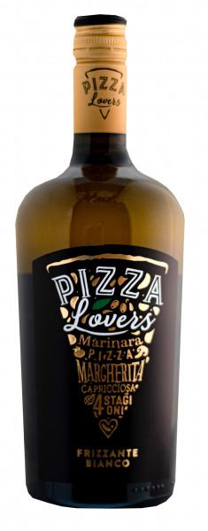 Pizza Lovers Vino Bianco Frizzante - 0,75L 11% vol