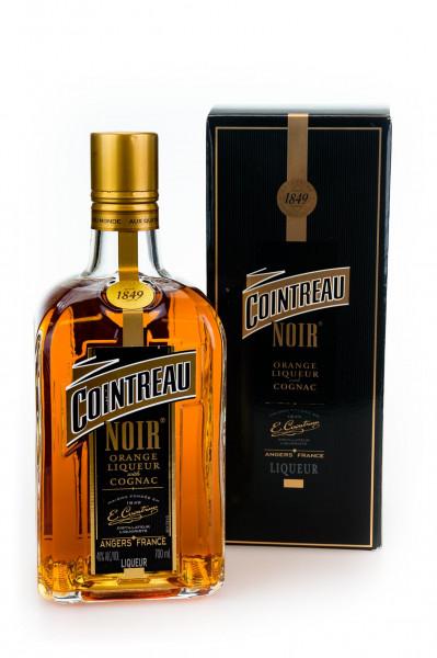 Cointreau Noir Likör mit Cognac - 0,7L 40% vol