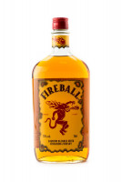 Fireball Whisky-Likör - 0,7L 33% vol
