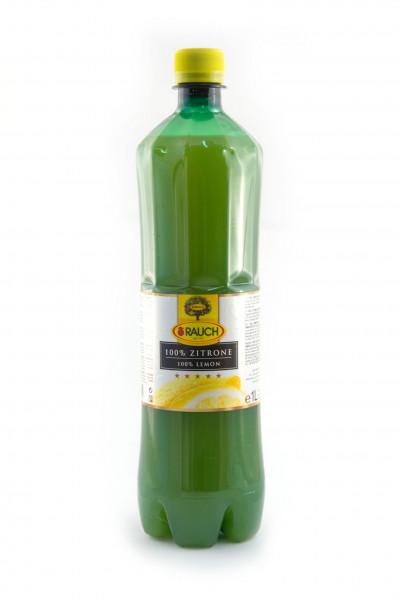 Rauch Zitronensaft 100% - (1 Liter)