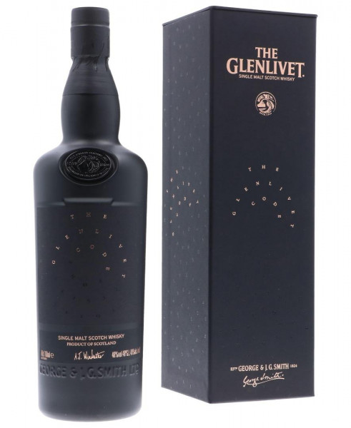 The Glenlivet Code Single Malt Scotch Whisky - 0,7L 48% vol
