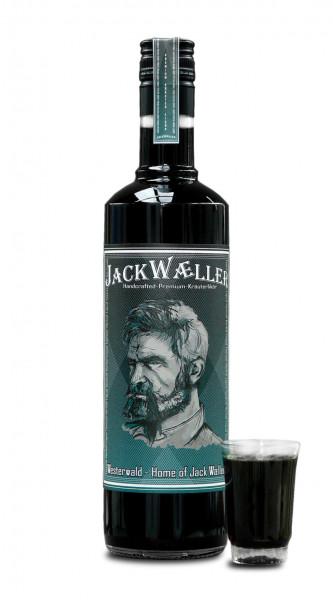 Jack Waeller Handcrafted Kräuterlikör - 0,7L 35% vol