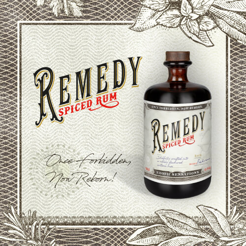 Remedy Spiced
