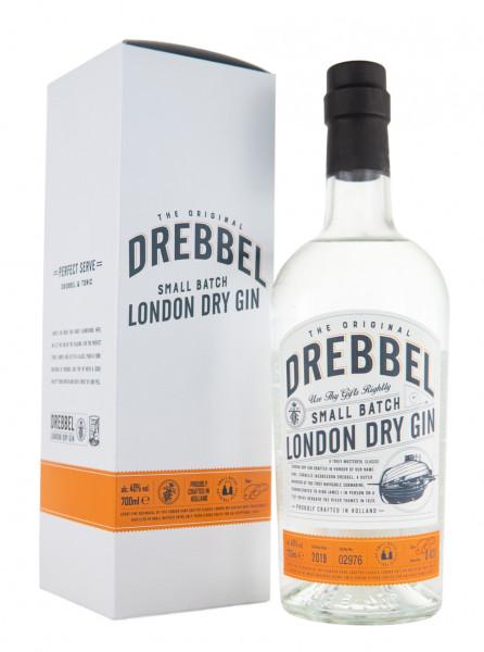 Drebbel Small Batch London Dry Gin - 0,7L 40% vol
