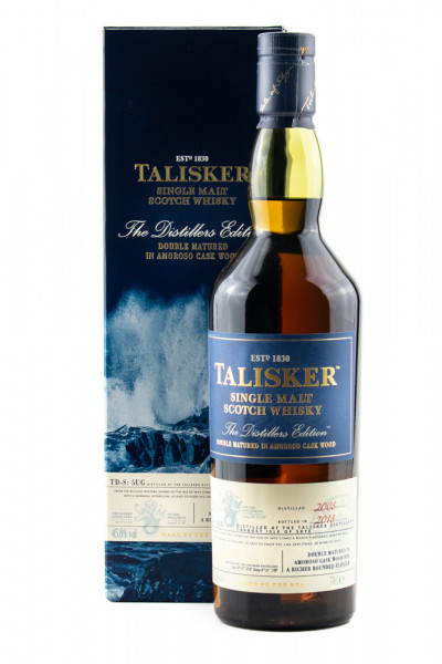 Talisker Distillers Edition Double Matured Amoroso Cask - 0,7L 45,8% vol