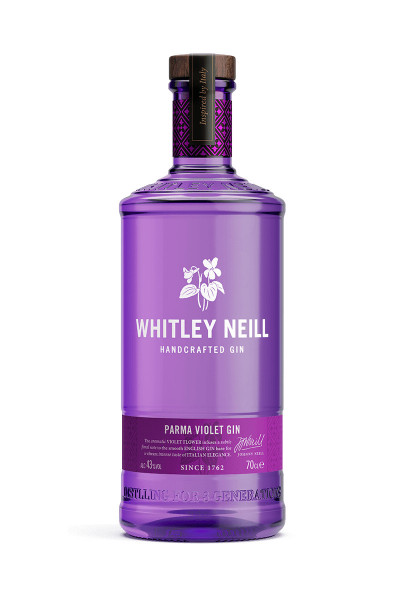 Whitley Neill Parma Violet Gin - 0,7L 43% vol