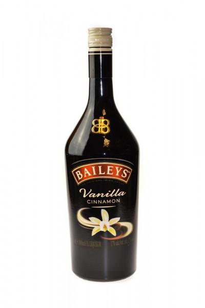 Baileys Vanilla Cinnamon Likör - 1 Liter 17% vol