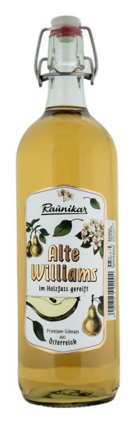 Raunikar Alte Williams - 1 Liter 38% vol