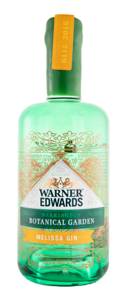 Warner Edwards Melissa Gin - 0,7L 43% vol