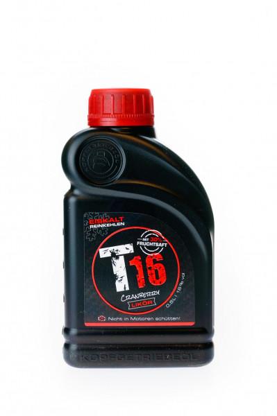 Kopfgetriebeöl T16 Cranberry Likör - 0,5L 16% vol