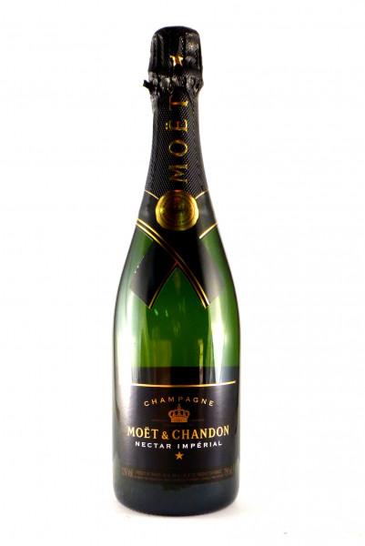 Moet et Chandon Nectar, Imperial Champagner Sec - 12% vol - (0,75L)