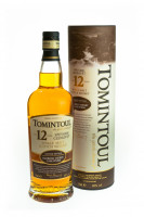 Tomintoul 12 Jahre Oloroso Sherry Cask Finish Single Malt Scotch Whisky - 0,7L 40% vol