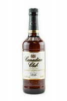 Canadian Club Blended Canadian Whisky - 0,7L 40% vol