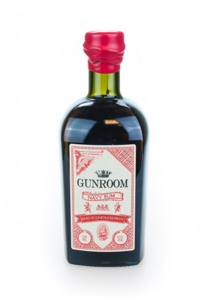 Gunroom Navy Rum Gunpowder Proof - 0,5L 65% vol