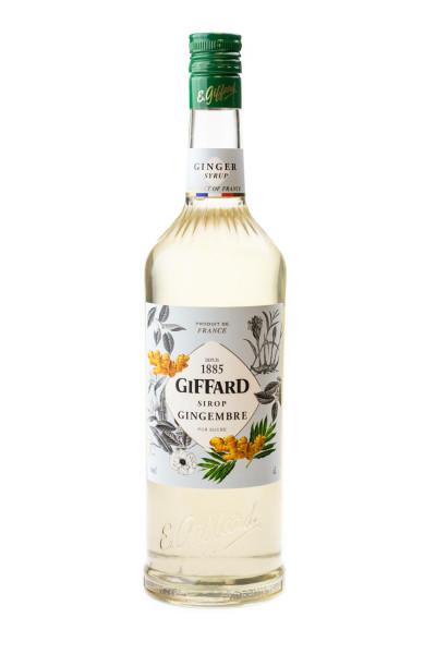 Giffard Ingwer Sirup Gingembre - 1 Liter